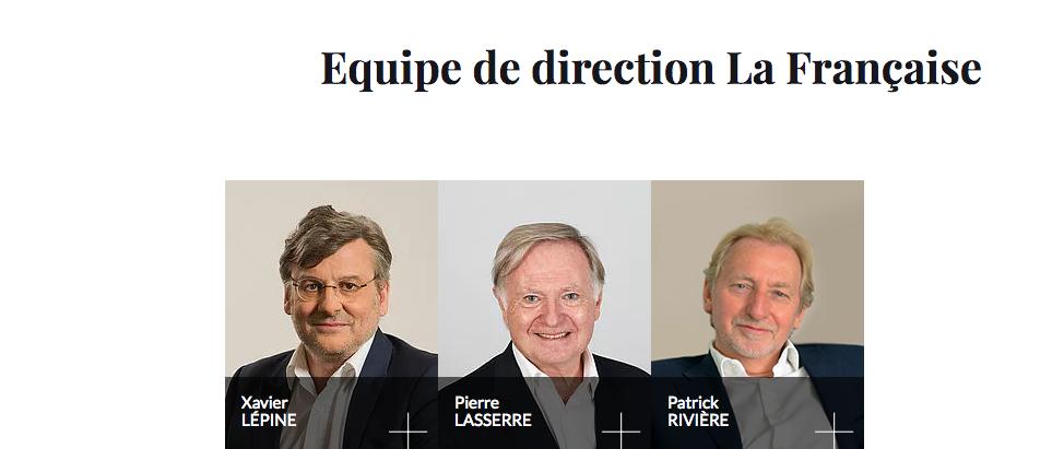 Selectinvest 1 est gérée par La Française Reim