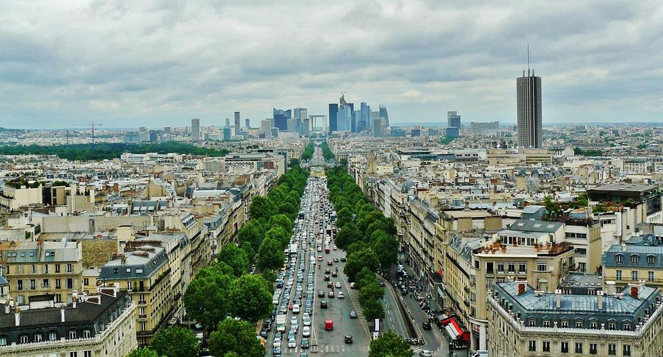 Hausse des prix de l'immobilier dans les grandes villes de France