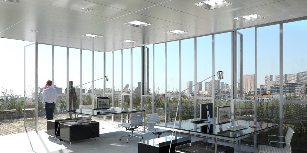 bureaux à Paris image