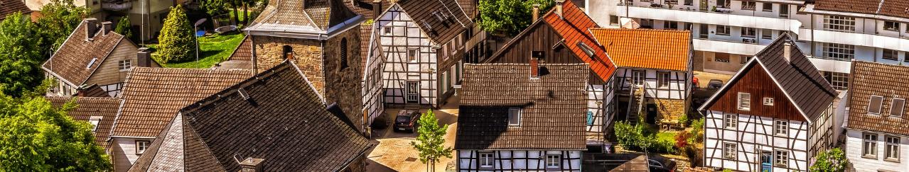 résidentiel allemand - logement allemand